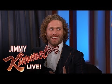 Thumbnail: T.J. Miller on Making The Emoji Movie