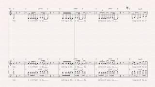 Cornet Imagine - Imagine - John Lennon Sheet Music, Chords, & Vocals