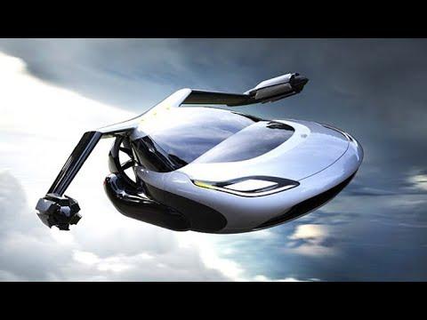 हवा में उड़ने वाली 4 लाजवाब Cars | Top 4 Futuristic Flying Cars