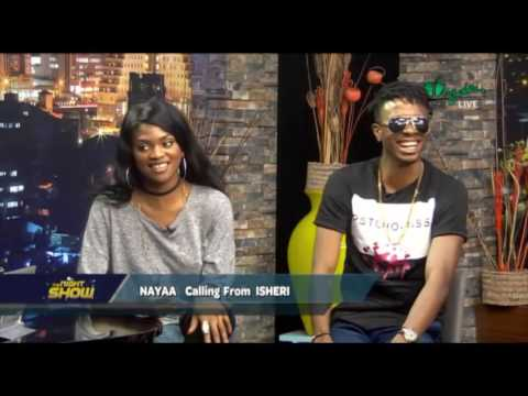 The Night Show - MUNO & LUCY (Musicians) Pt.2 | Wazobia TV