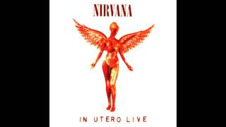 Nirvana - In Utero Live (Best Live Performances)