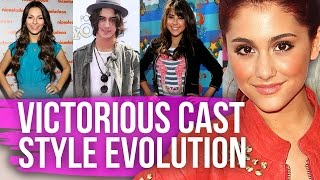 """Victorious"" Cast Style Then & Now (Dirty Laundry)"