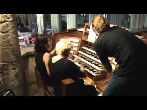 Organ duo Quattro Obbligato