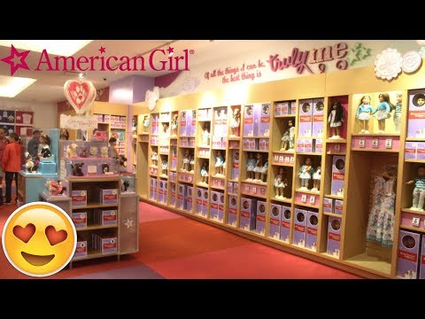 American Girl Place CHICAGO TOUR! HUGE Flagship Store