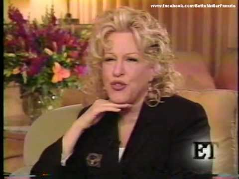Bette Midler - Bette talks about her song