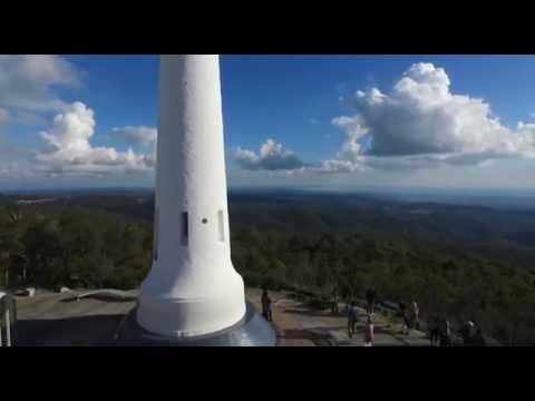 Mount Lofty Summit - South Australia by Air