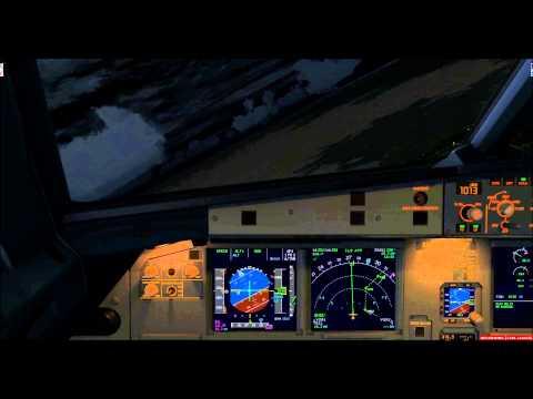 MSR631 ILS Approaching RWY 32 at Borg El Arab Intel Airport
