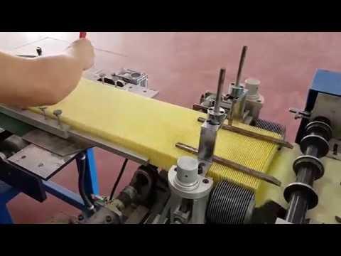 Как это работает? Изготовление воздушных фильтров на легковые автомобили