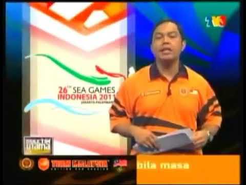 Bendera Terbalik : Rakyat Indonesia Lupa Peristiwa Sukan Sea 26 Tahun 2011 Jakarta