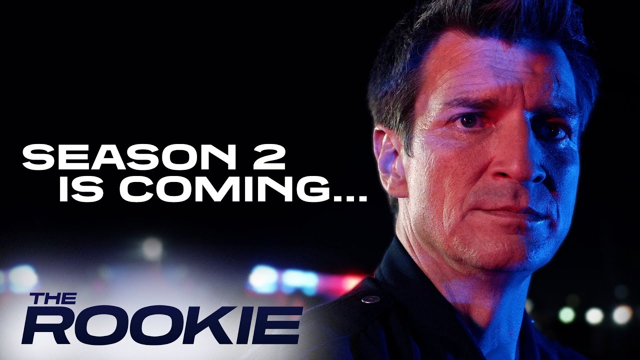 Season 2 Is Coming Soon... | The Rookie