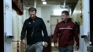 "Gopher Basketball ""For the M"": Going to Work"