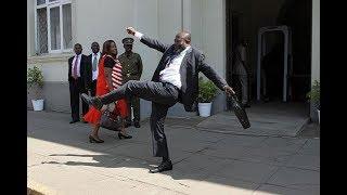 """Chinotimba -"""" Ndisiyei ndibvunze Minister"""""""