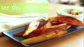 Sweet Potato Wedges Recipe - Allrecipes.co.uk