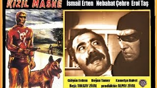 Kızıl Maske  Yeşilçam Filmi