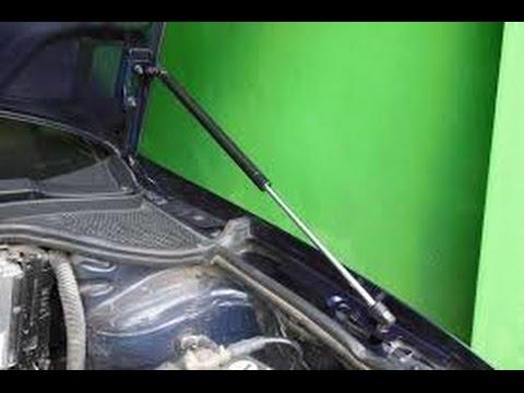 Как открыть капот на фольксваген поло если порвался тросик видео