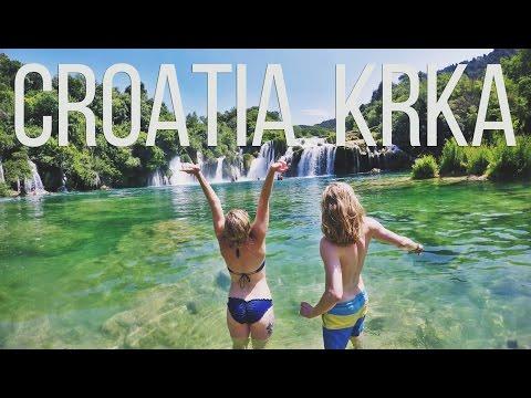 Croatia Tourism - Full of Life - Day 3 - Krka National Park