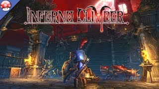 Inferno Climber: Gameplay [PC HD]