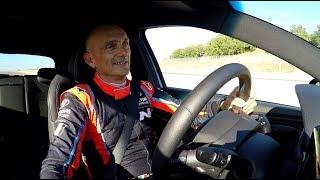 [Hyundai N]Test Drive with Gabriele Tarquini : i30 N