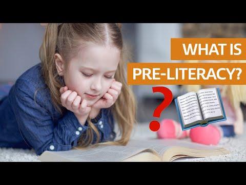 Pre-Literacy