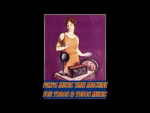 Roaring 1920s Music - The Years 1920-1925  @Pax41