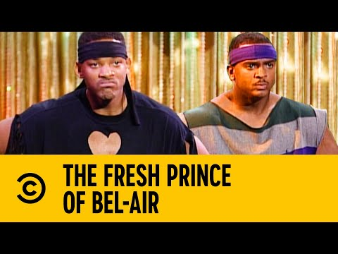 Will & Carlton Dance To Apache (Jump On It) By The Sugar Hill Gang | The Fresh Prince Of Bel-Air