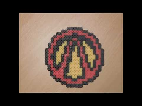 Pixel Art Borderlands Vault Symbol Youtube