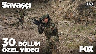 Murat Teğmen vuruluyor! Savaşçı 30. Bölüm