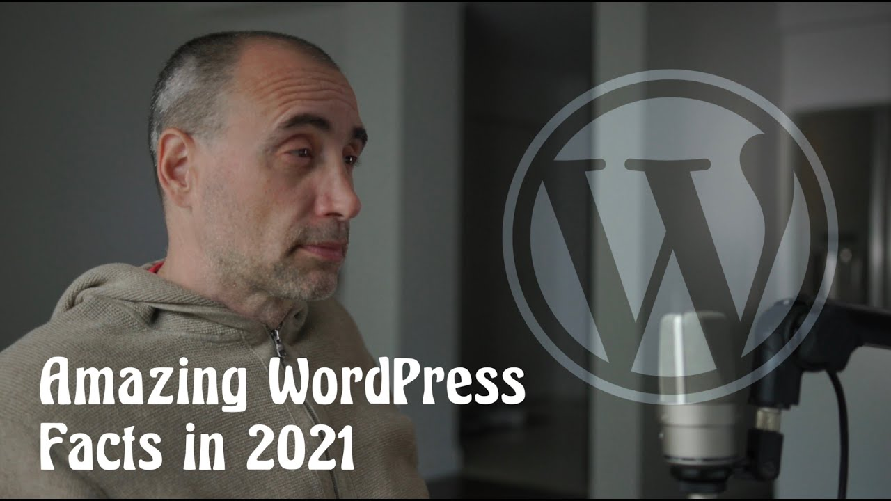 Amazing Wordpress Facts in 2021