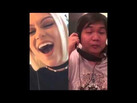 FLASHLIGHT duet Jessie J & Neil
