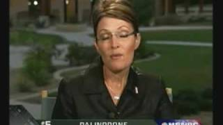Countdown with Keith Olbermann-Sarah Palin a delusional lunatic 6-12-09 (Part 1 of 4)