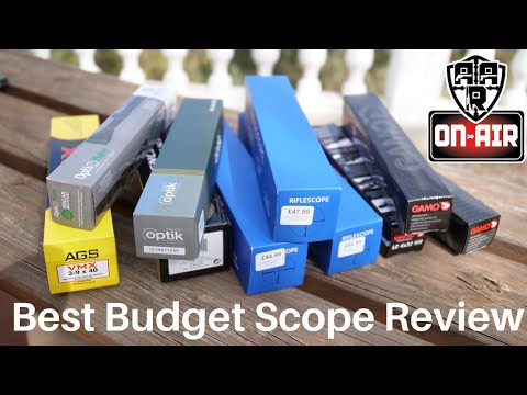Best Budget Scope Review And Beginners Guide To Scopes