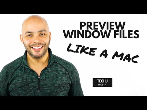 Get Mac-Like File Previews | Seer Quick Look for Windows 10