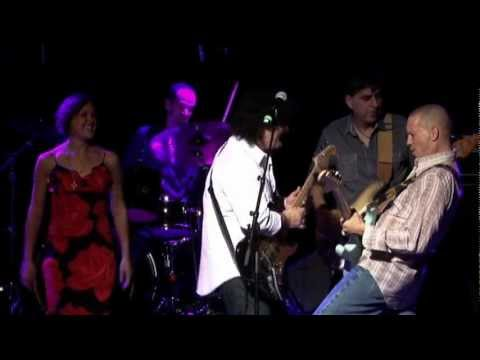 Sarah Ayers & Friends - Whipping Post (Funky Jam) Musikfest Cafe - Bethlehem, Pa (SOLD OUT 2012)