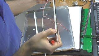 Установка светодиодной подсветки в монитор (на примере Acer AL1731)