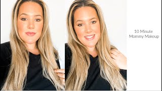 10 Minute Mommy Makeup