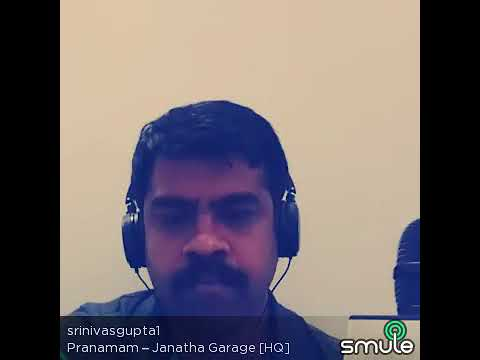 Janatha Garage Pranamam Song with a twist