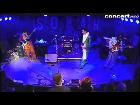 Bombino LIVE   CONCERTera 2014 FEBRUARY 14th