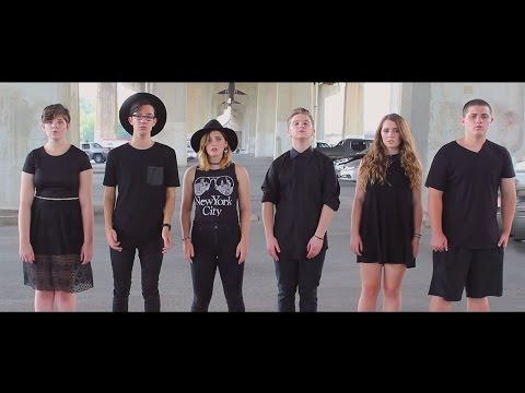 ELASTIC HEART (a cappella) - Sia cover by Encore