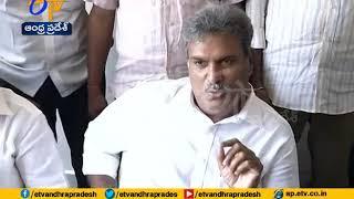 Mp Kesineni Nani Serious On Change Amaravati As Capital