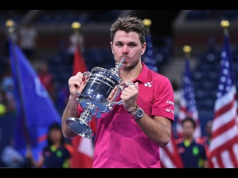 Stan Wawrinka ♦ Just Magic ● 2016 (HD)
