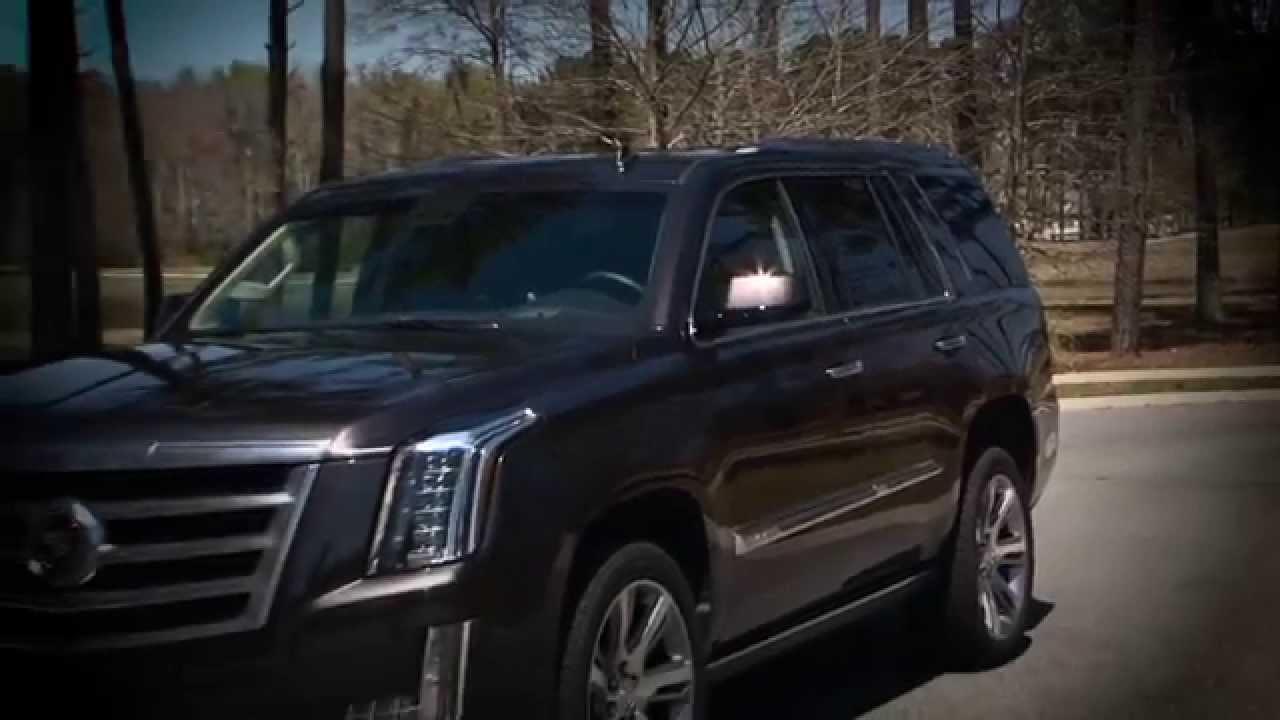2016 cadillac escalade review cargurus - 2015 Cadillac Escalade Platinum Expert Car Review Lauren Fix The Car Coach Youtube