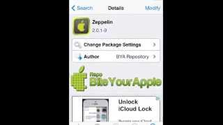 How to download Zeppelin on IOS 7.1.1 (Cydia)