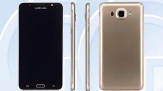 видео обзор  Samsung SM J710F Galaxy J7 16 ГБ