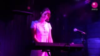 LOS LAGOS DE HINAULT - EN UN HOTEL @MobyDickClub 25/09/2014 @lagosdeinault @FIKASOUND