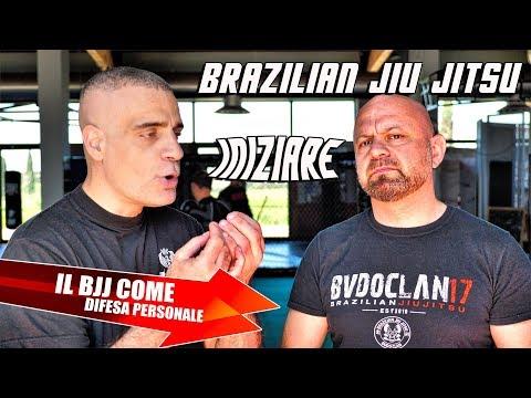 Iniziare Brazilian Jiu Jitsu tutorial