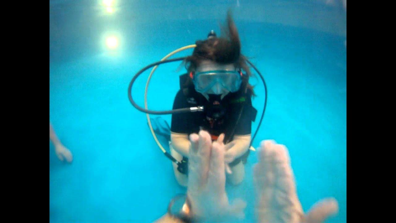 Cours de plongée udem