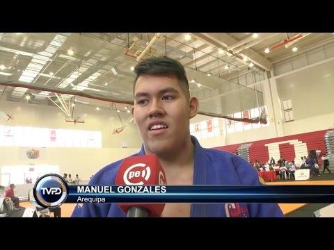 TVPERU DEPORTES - Ganaron los provincianos en Judo - 20/10/2016