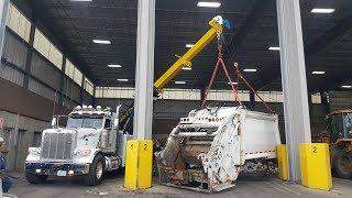 Dumping Trash Tator Style!!!