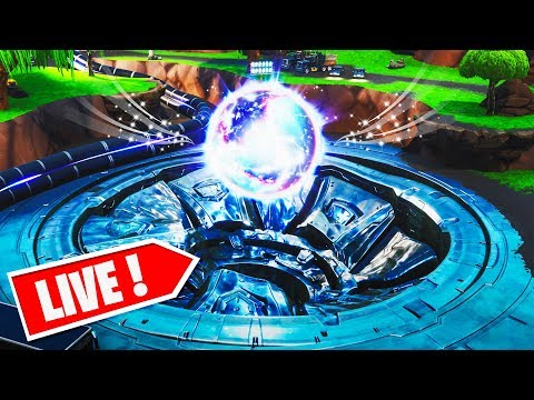 Nexus ORB EVENT HAPPENING RIGHT NOW! Fortnite SEASON 10 LIVE EVENT!