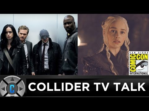 The Defenders Premiere Episode, Game of Thrones Discussion, Comic-Con Recap - Collider TV Talk